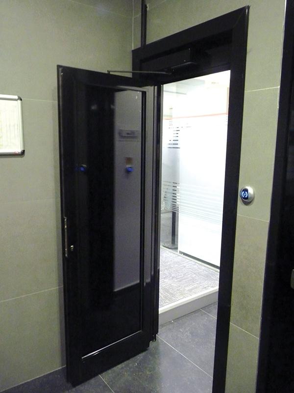 Kapı Açkı Motorları (90 Derece)